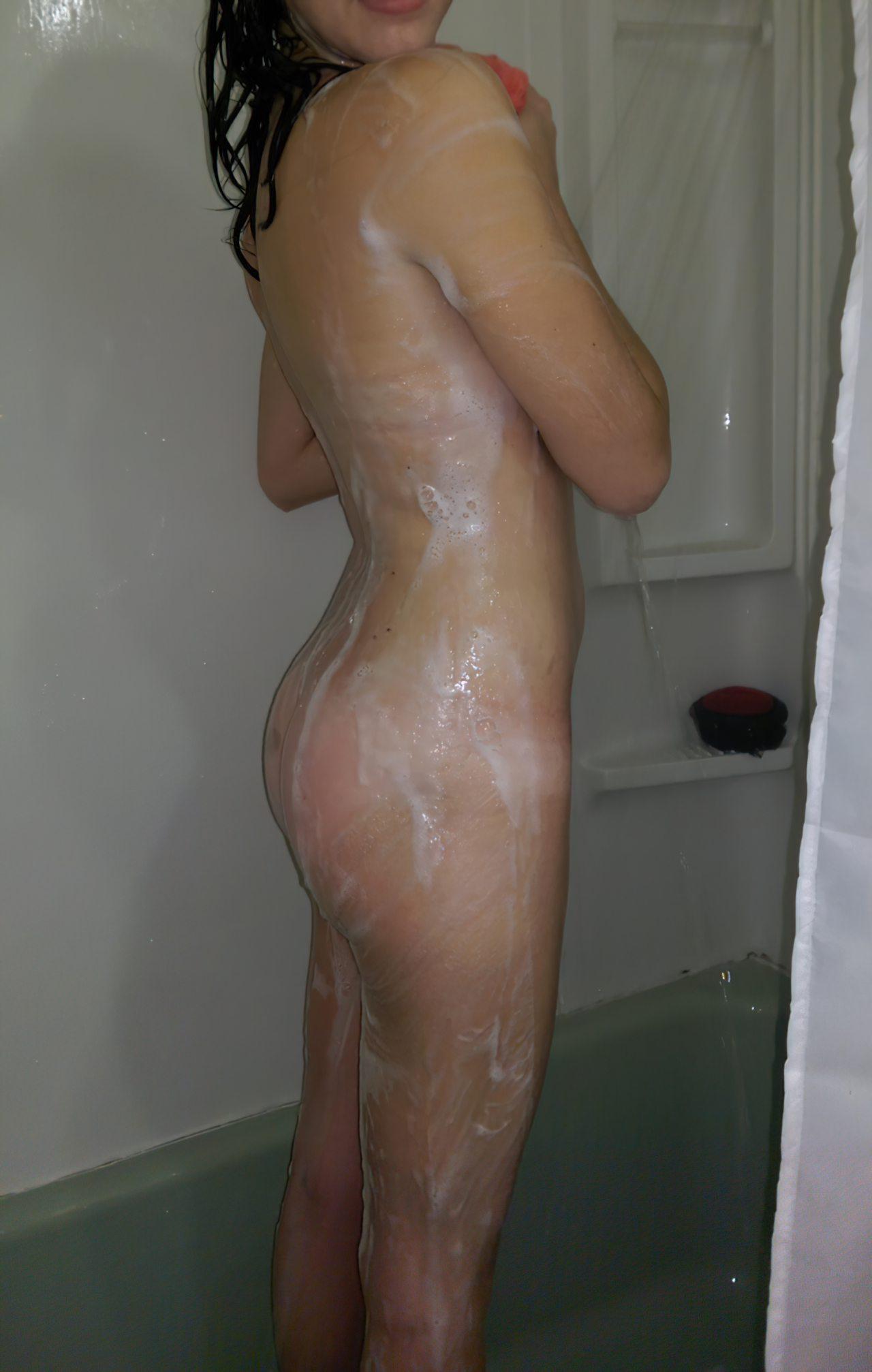 Namorada no Banho (1)