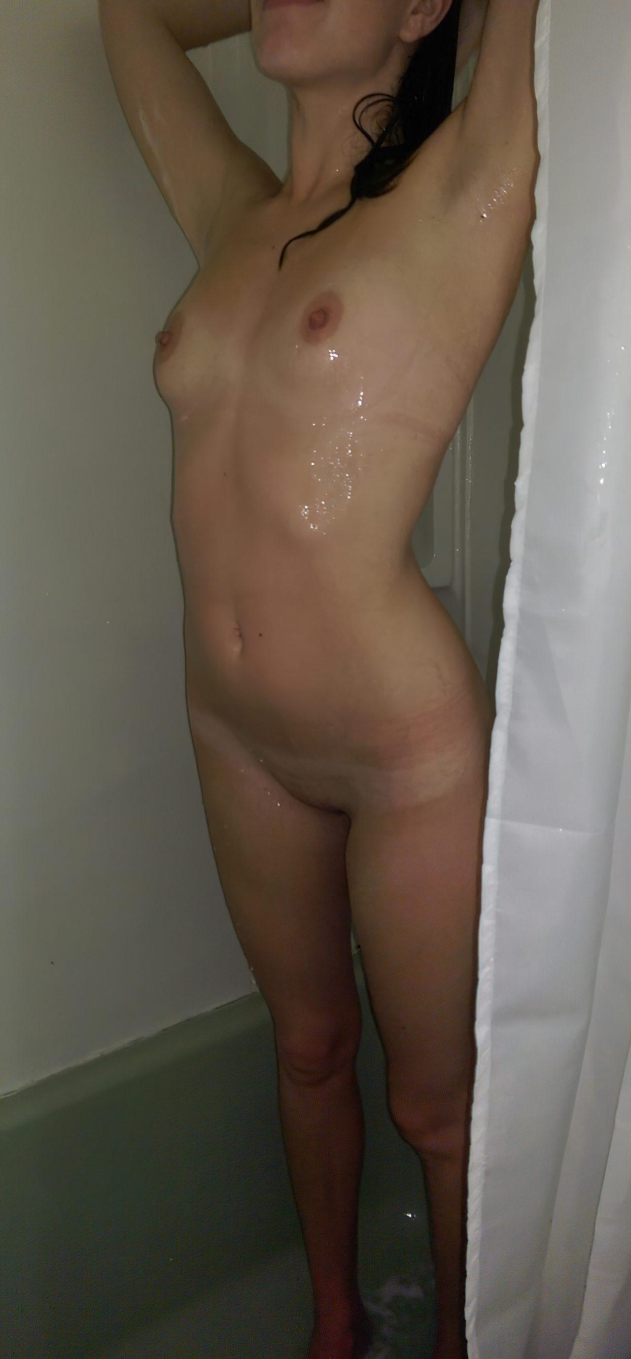 Namorada no Banho (6)