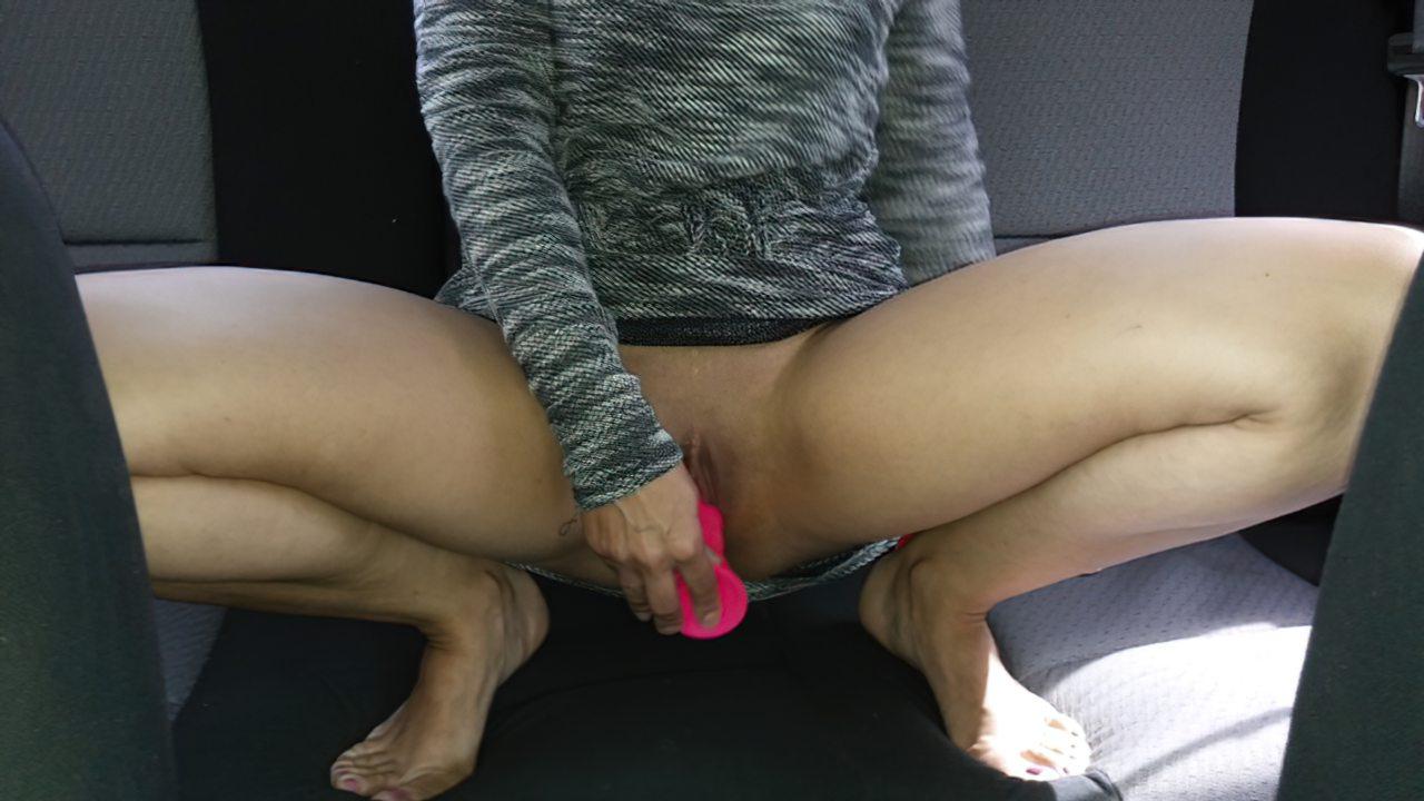 Esposa Usando o Consolo (5)