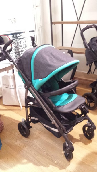 poussette peg perego si switch
