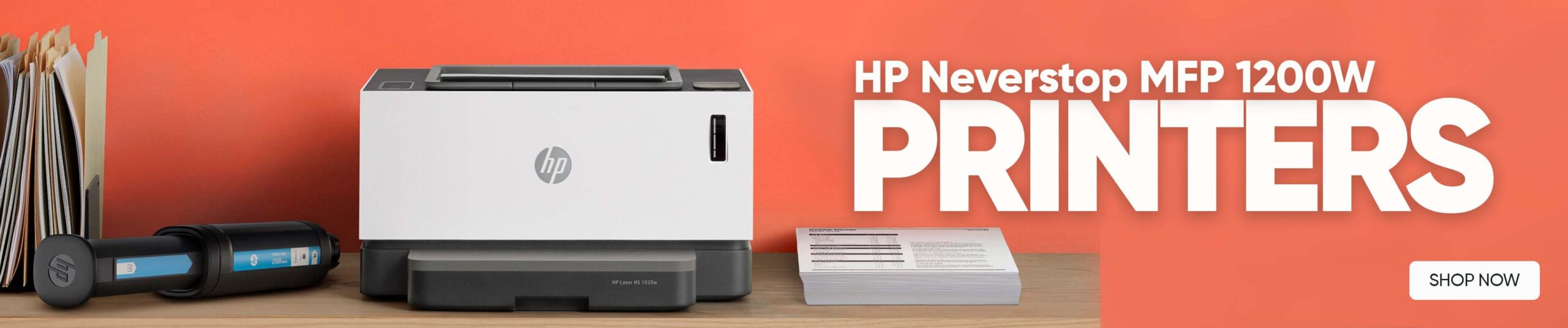 HP Neverstop MFP 1200W