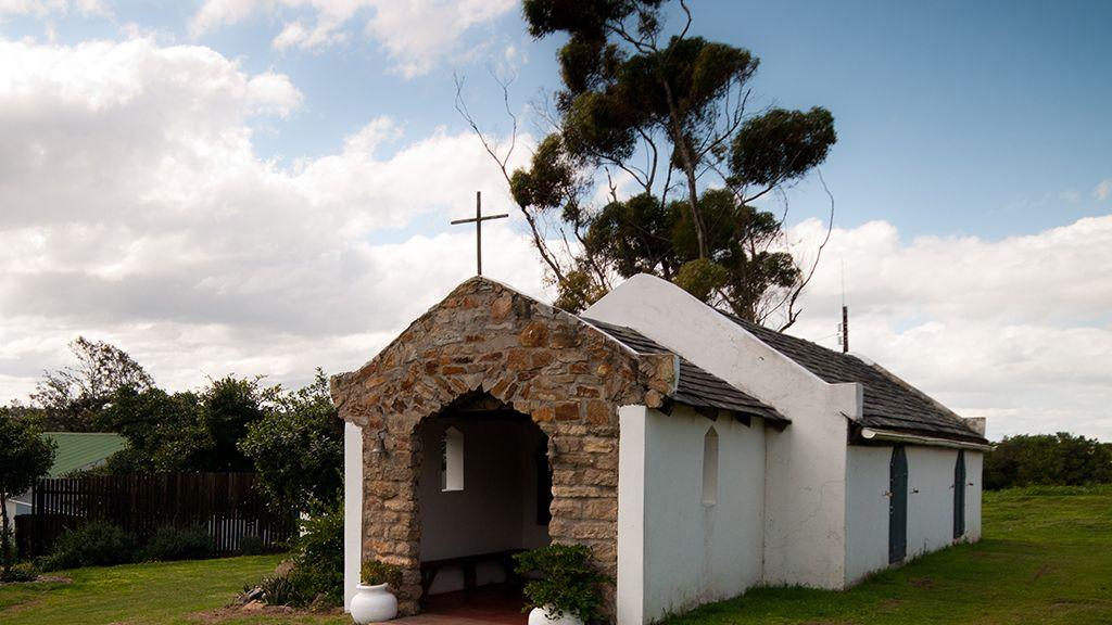Leeuwenbosch Country House Chapel