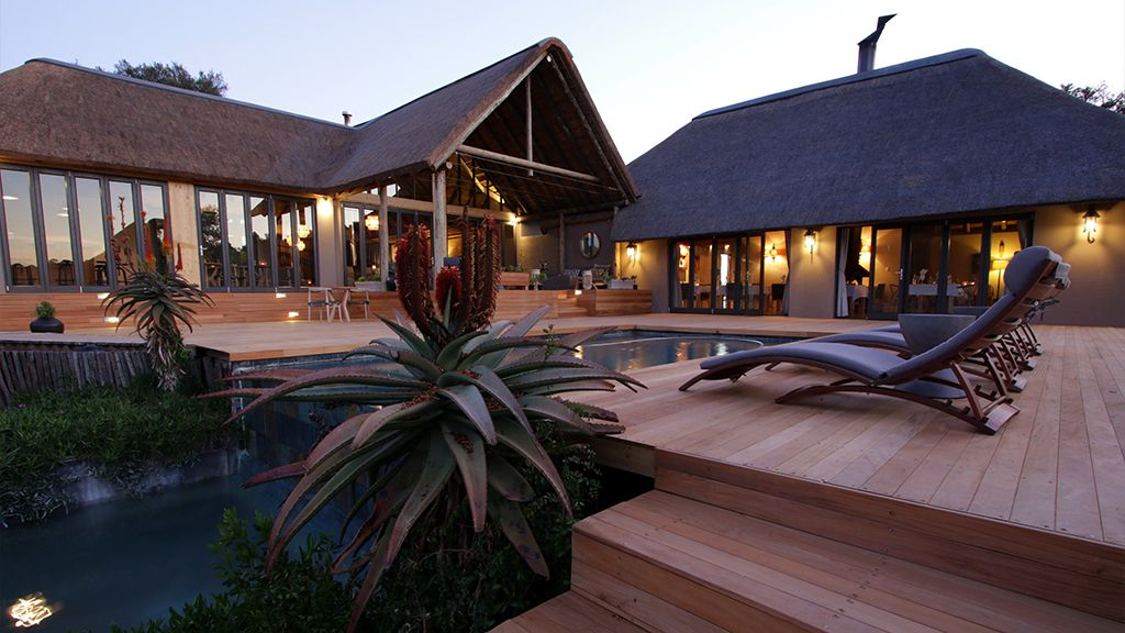 Bukela Game Lodge 5 Star Luxury