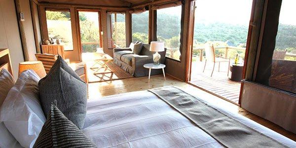 Amakhala 5-Star Accommodation Bukela Game Lodge