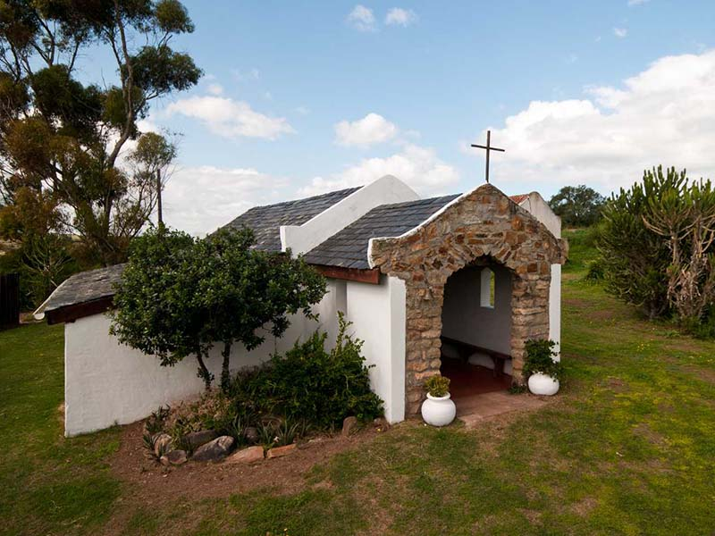 Amakhala   Weddings   Leeuwenbosch Chapel