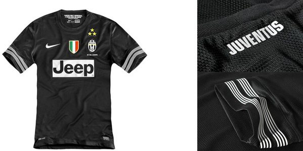 77e31d0a9f Serie A, Juventus: maglie Away Nike 2012/13