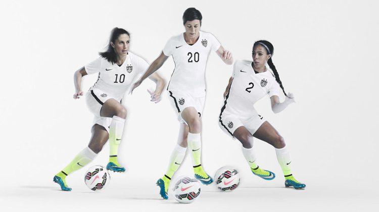 Calcio femminile Usa 2015