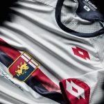 Genoa away jersey 2015 2016