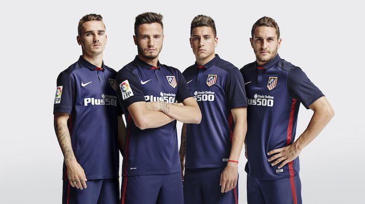Terza Maglia Atlético de Madrid modello