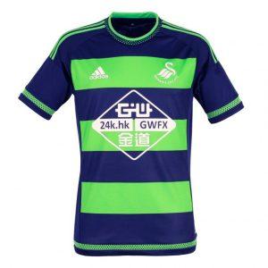 Maglia Swansea Away 2015-2016