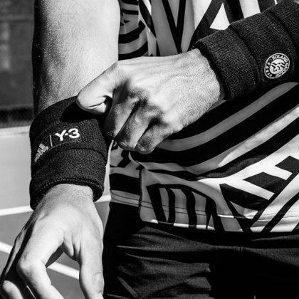 Roland Garros 2016, adidas Y-3: Berdych (2)