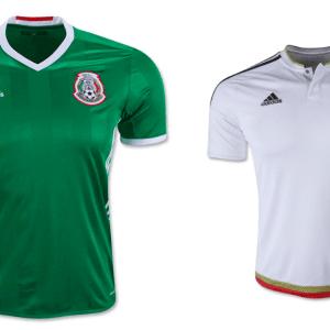 Copa America 2016 maglia Messico