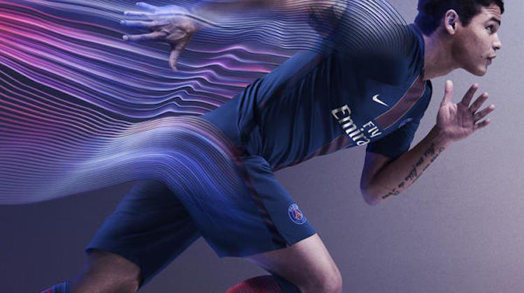 Maglia PSG 2016 2017 Nike