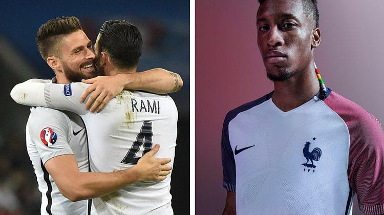 euro 2016 seconda maglia francia bianca nike