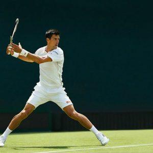 Abbigliamento Djokovic Wimbledon 2016