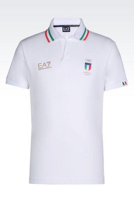 best loved 30c10 1426f Olimpiadi Rio 2016, Italia: tuta e divise EA7 Giorgio Armani