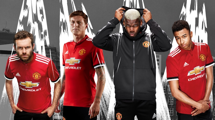 maglie manchester united 2017 2018