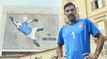 divisa nazionale italiana 2018