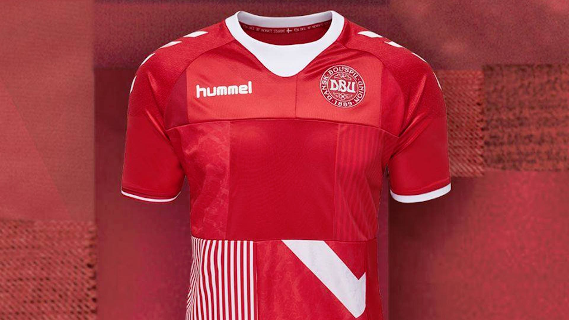 danimarca divisa storica Hummel 2018