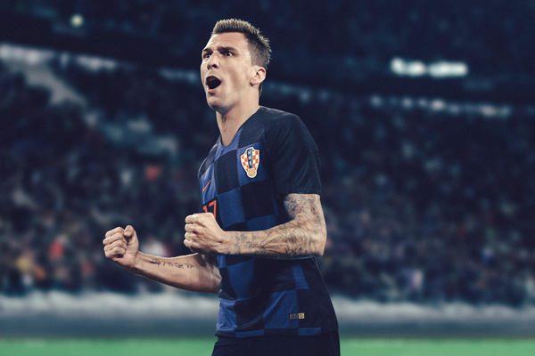 kit away croazia nike 2018