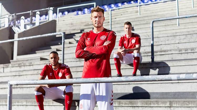 Danimarca home kit 2018