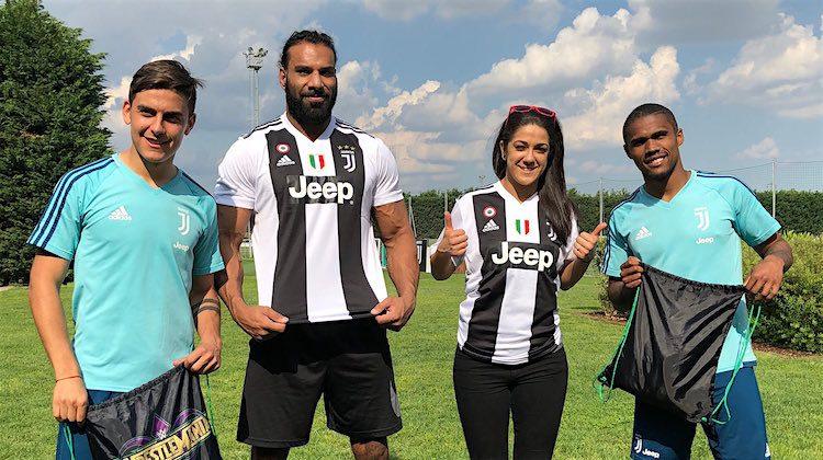 nuova maglia Juve 2018-2019