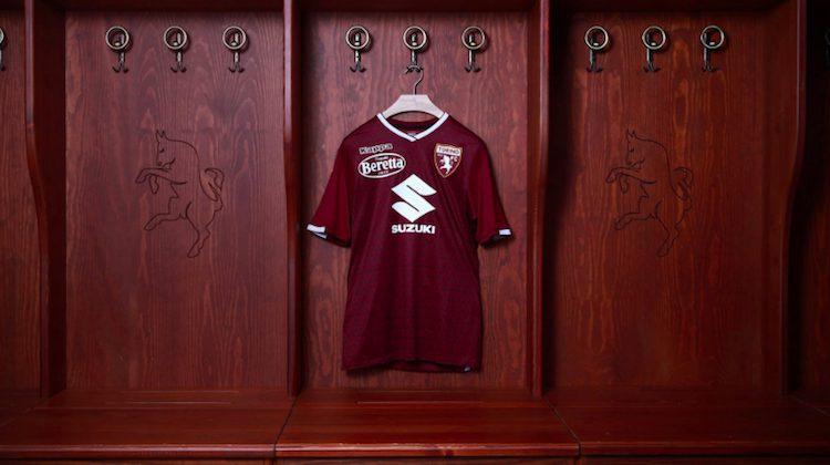Torino home kit 2018 2019 Kappa