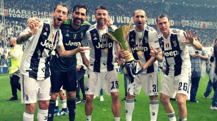 Serie A kit 2018 2019