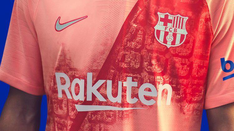 Terza Maglia FC Barcelona 2018