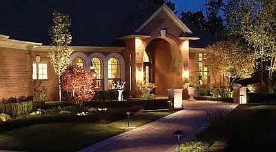 outdoor lighting landscape prosper