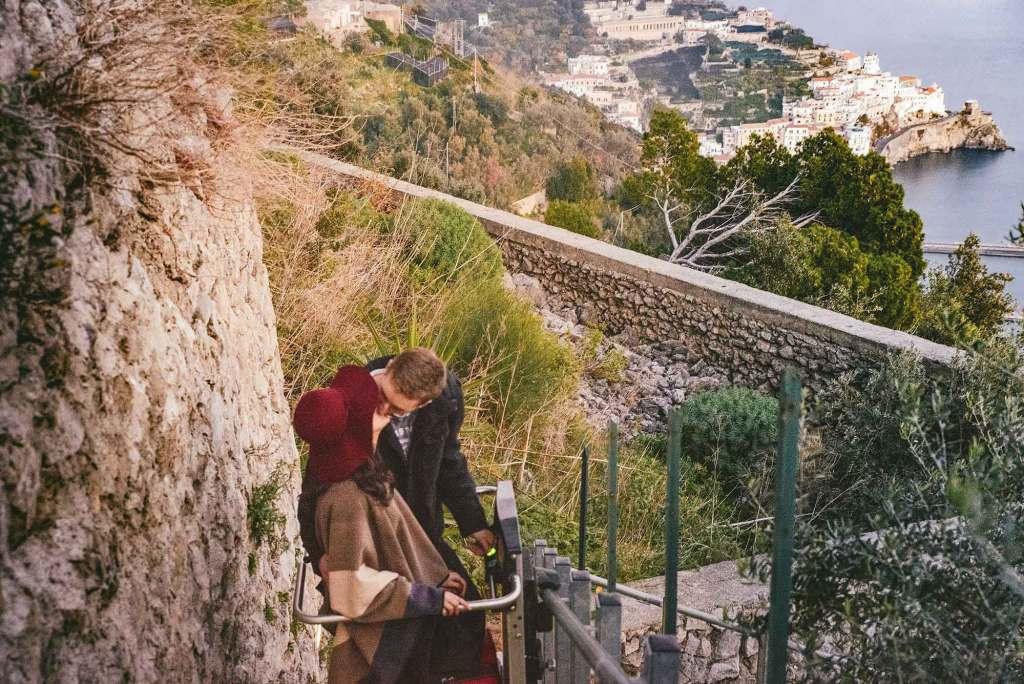 come raggiungerci Amalfi Holiday Le Palme