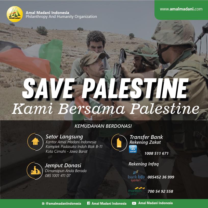 Dokumentasi Tim Relawan Palestine