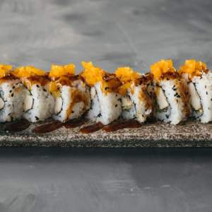 Amami Sushi Chicken Teriyaki