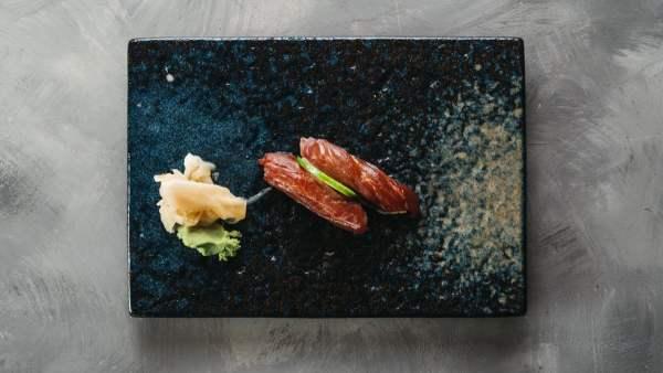 Amami Sushi Tuna Nigiri