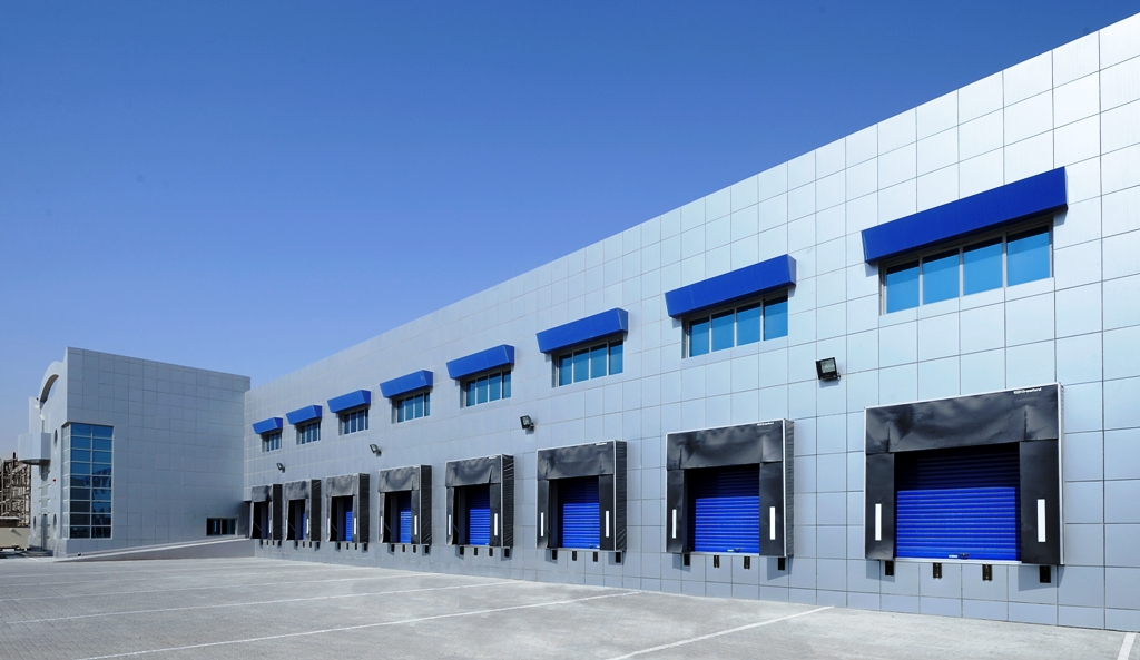 Cold Store for DIP Offices at Dubai Investments Park