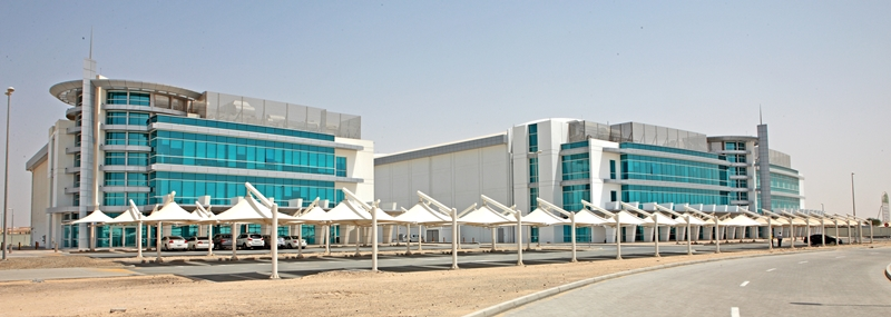 Sound Stages (Phases A & B) for Dubai Properties at Dubai Studio City