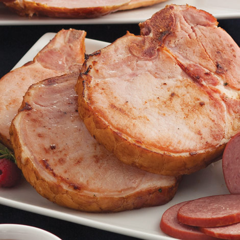 Smoked Pork Chops Kassler Rippchen Amana Meat Shop
