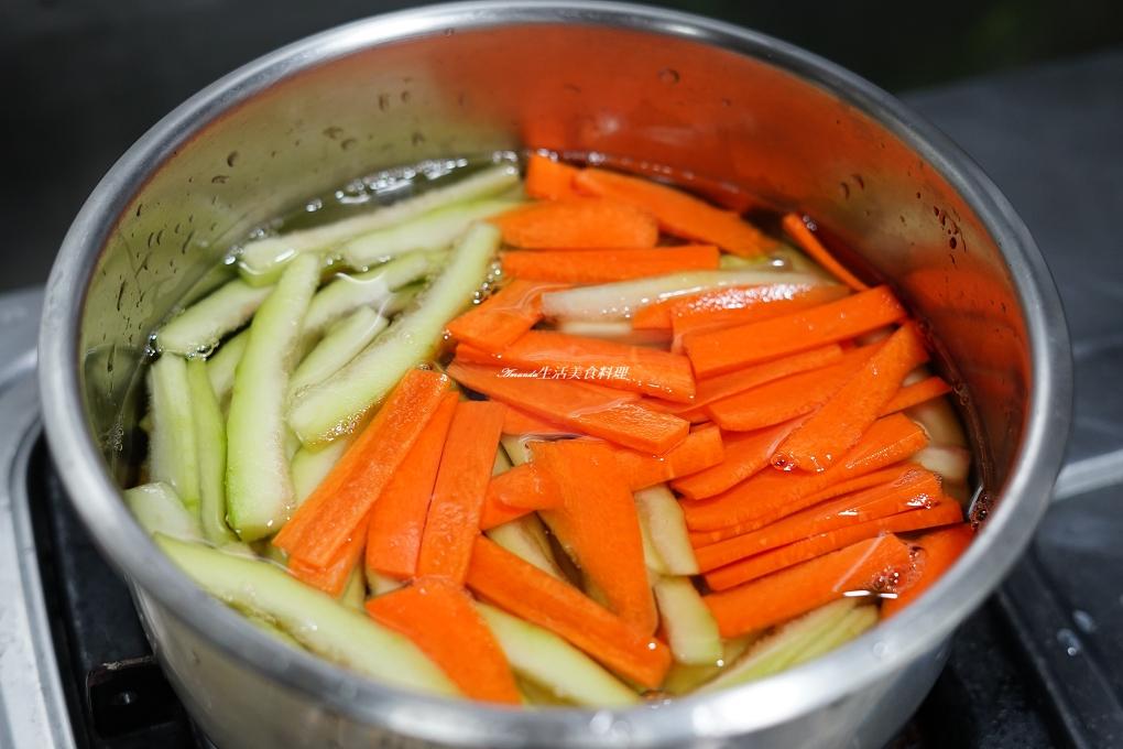佃煮,料理直播,涼拌,清爽,素食,翠衣,蔬食,西瓜,西瓜白皮,西瓜皮