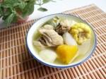延伸閱讀:養生雞湯-山藥南瓜雞湯
