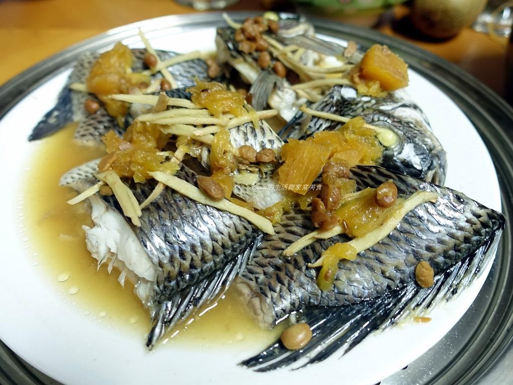 醬鳳梨蒸台灣鯛-鮮甜美味