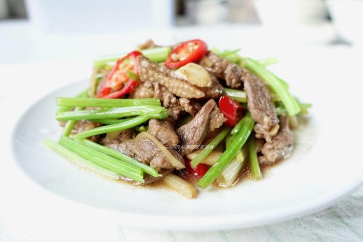 芹菜,西芹,鴨絲,鴨肉,鴨胸 @Amanda生活美食料理