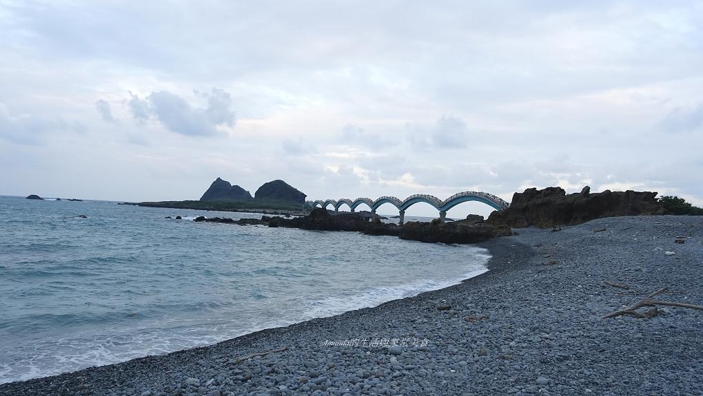 台灣好行-東部海岸線-悠遊美麗三仙台-比西里岸-琵琶湖-國際地標
