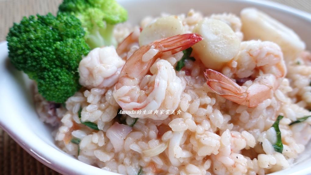【蕃茄海鮮燉飯】一鍋煮的鮮美味道