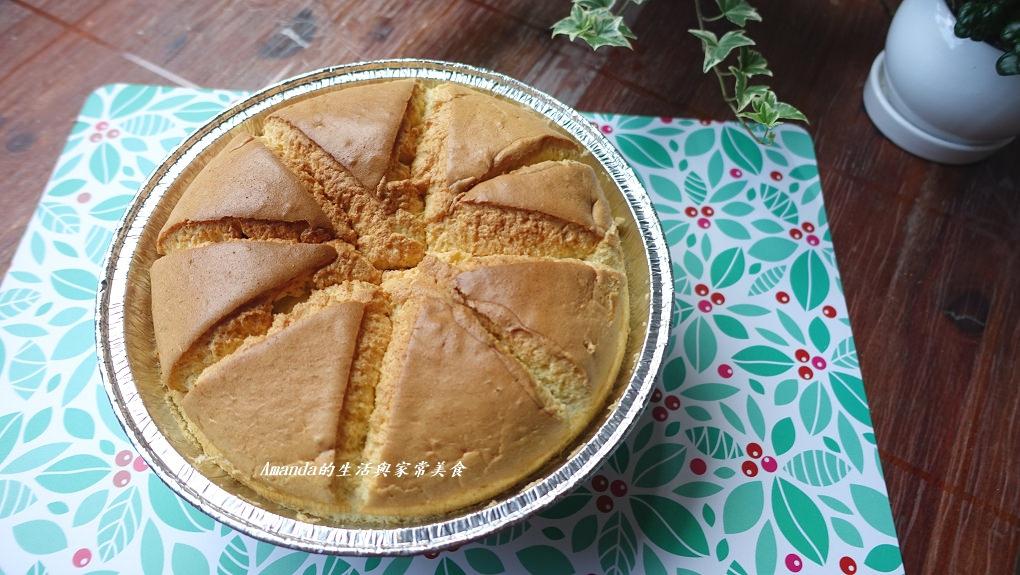 檸檬戚風蛋糕 | 低糖 | 低油 | 不加膨鬆劑 | 美味可口更健康