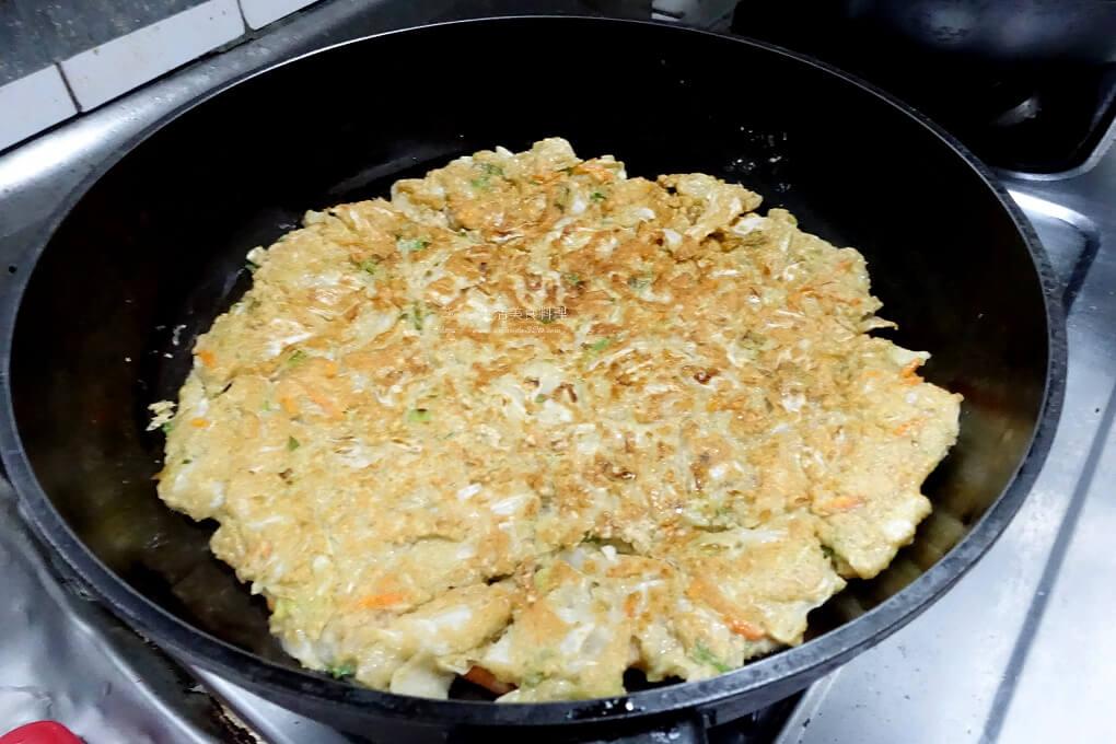 Amanda食譜,丸子,油炸,炸丸子,炸蔬菜,煎餅,素食,菜丸子,蔬菜丸子,蔬食,高麗菜,高麗菜丸
