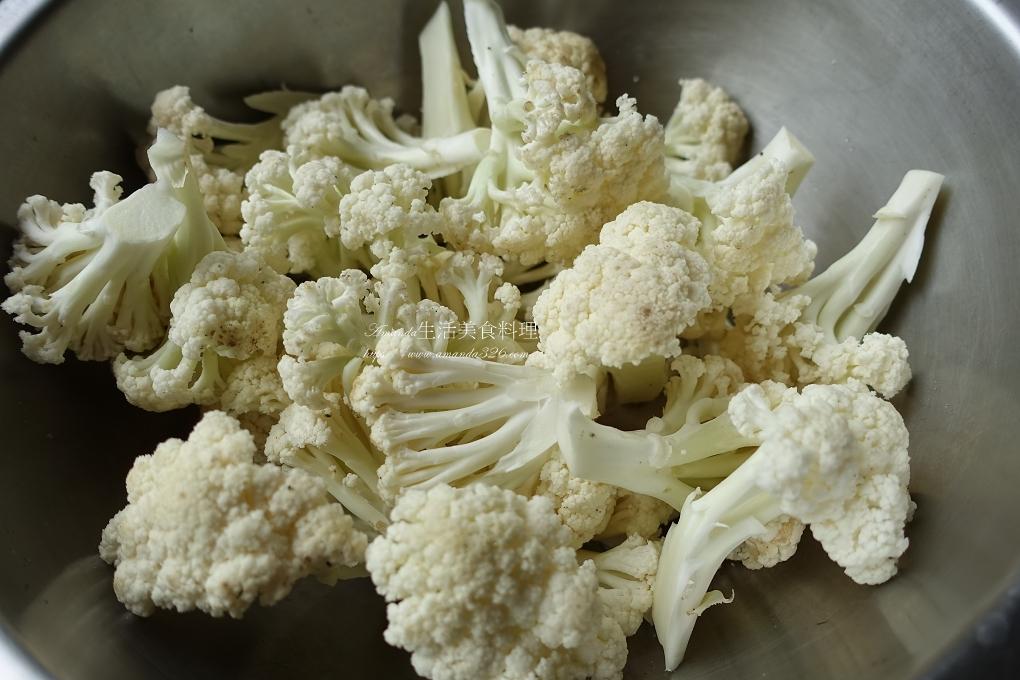 白花椰菜乾-三日輕鬆完成爽脆菜乾-花菜乾