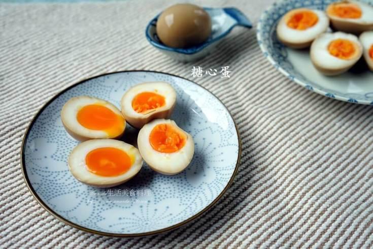 半熟蛋,水煮蛋,溏心蛋,溫泉蛋,煮蛋,糖心蛋,蒸蛋,蒸鮮鍋,電鍋料理,電鍋蒸蛋 @Amanda生活美食料理
