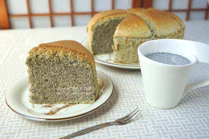 戚風蛋糕,芝麻 蛋糕,芝麻戚風,芝麻戚風蛋糕,芝麻戚風蛋糕食譜,芝麻蛋糕,芝麻蛋糕製作,芝麻蛋糕食譜,蛋糕,黑芝麻戚風,黑芝麻戚風蛋糕,黑芝麻蛋糕 @Amanda生活美食料理