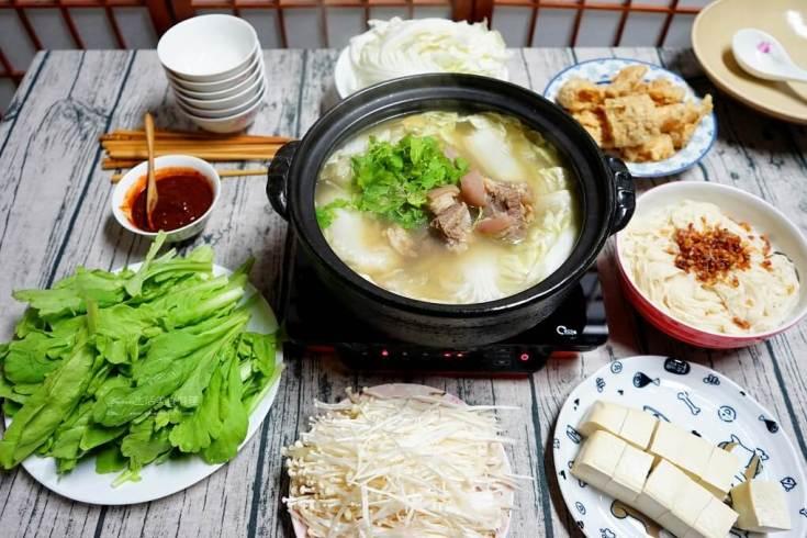 凍豆腐,清燉羊肉,溫補,火鍋,羊肉爐,羊肉鍋,藥膳 @Amanda生活美食料理