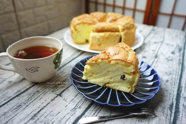 低油,低糖,低糖 蛋糕,低糖蛋糕,低醣蛋糕,戚風,戚風蛋糕,杏仁,蔓越莓,蔓越莓蛋糕,蛋糕 @Amanda生活美食料理